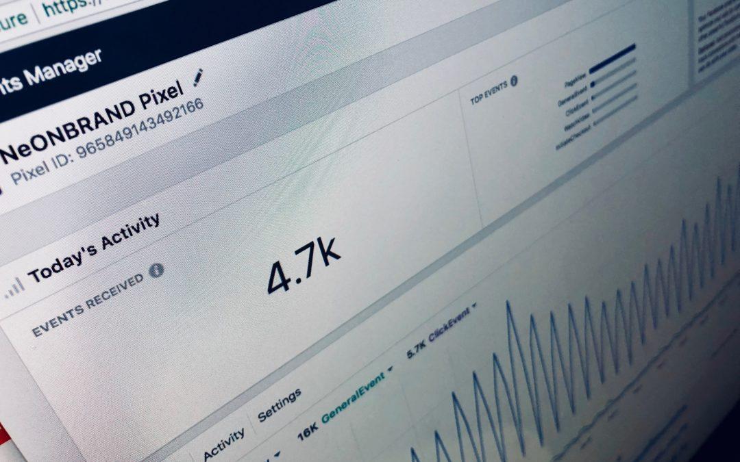 Comment configurer vos événements avec l'outil de mesure agrégée des événements de Facebook?
